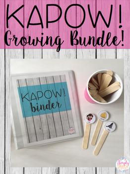 KAPOW Growing Bundle!
