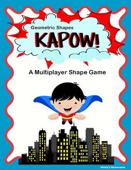 KAPOW! Shapes