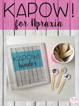 KAPOW! for Apraxia