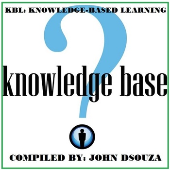 KBL: KNOWLEDGE-BASED LEARNING