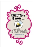 KBPROTeach is now KB3Teach (Store Name Change)