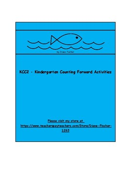 KCC2 - Activities and Worksheets