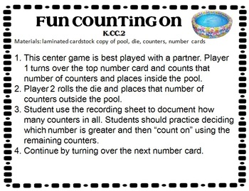 K.CC.2 - Counting On