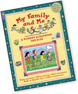 My Family and Me - A Memory Scrapbook for Kids
