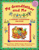 My Grandfather and Me - A Memory Scrapbook for Kids