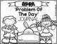 KDG Problem of the Day-APRIL (daily word problem practice)