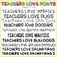 #TeachersLoveFonts - ALL FONTS
