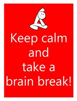 KEEP CALM 12 Posters to Spice up Your Classroom Decor! by GBK
