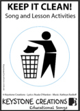 MP3: Children SING & LEARN about caring for/protecting the environment
