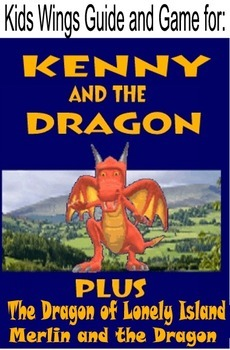 KENNY AND THE DRAGON!  PLUS TWO MORE DRAGON TALES