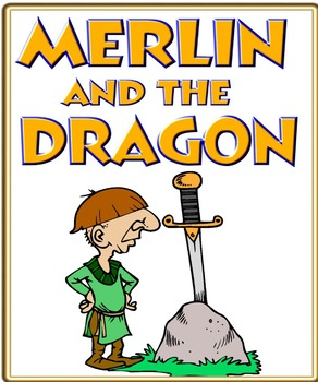 KENNY AND THE DRAGON by Tony DiTerlizzi  PLUS MERLIN AND THE DRAGONS