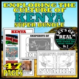 KENYA: Exploring the Culture of Kenya Bundle