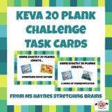 KEVA Plank Task Cards for Makerspace, Morning Work & More