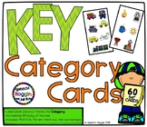 KEY Category Cards