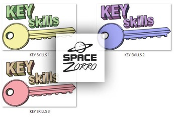 KEY SKILLS 3D images