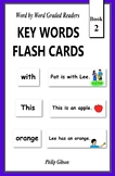 KEY WORDS FLASH CARDS: Book 2