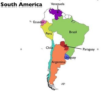 KEYNOTE Geography Memory Game - South America (Mac)