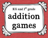 KG-1st Grade Addition Games