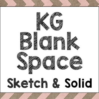 KG Blank Space Font: Personal Use