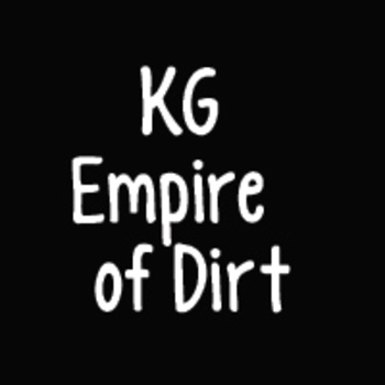 KG Empire of Dirt Font: Personal Use