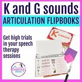 Interactive Articulation Flip books For /k,g/