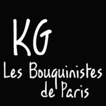 KG Les Bouquinistes de Paris Font: Personal Use