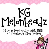 KG Melonheadz Font: Personal Use
