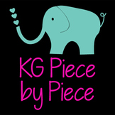 KG Piece by Piece Font: Personal Use