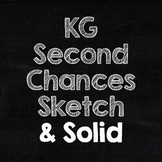 KG Second Chances Font: Personal Use