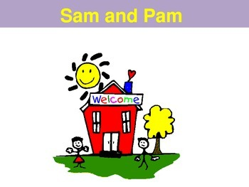KG Sentences - Sam and Pam ebook