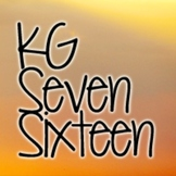 KG Seven Sixteen: Personal Use