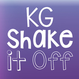 KG Shake it Off Font: Personal Use