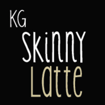 KG Skinny Latte Font: Personal Use