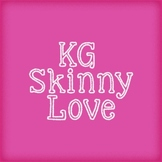 KG Skinny Love Font: Personal Use