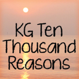 KG Ten Thousand Reasons: Personal Use