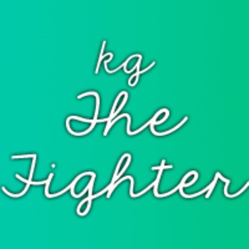 KG The Fighter Font ~ Free for Personal Use