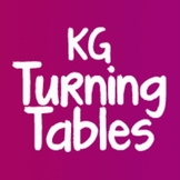 KG Turning Tables Font: Personal Use