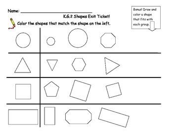 K.G.2 Assessment