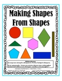 K.G.6 Kindergarten Common Core Worksheets, Activity, and Poster
