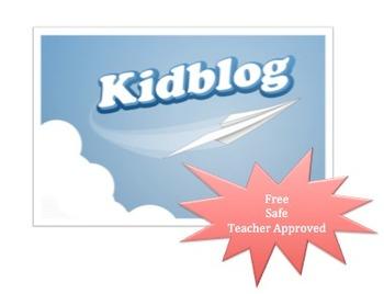 KIDBLOG: Safe, Kid Friendly Blogging