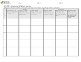 KIDS 2015 Evidence Sheets