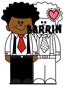 KIDS CLIP ART * BARRIN