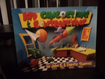 KIDS CONCOCTIONS & CONTRAPTIONS   ISBN 1-55895-049-4