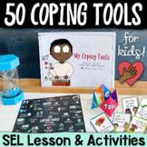 KIDS COPING SKILLS! Stress Management Social Emotional Les