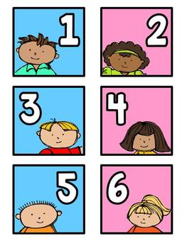 KIDS Calendar Dates