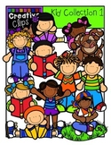 KIDS Collection 1 {Creative Clips Digital Clipart}