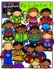 KIDS Collection 2 {Creative Clips Digital Clipart}