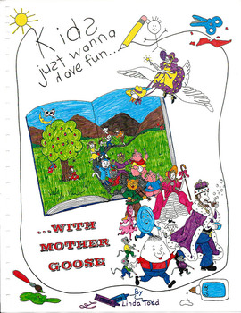 ...with MOTHER GOOSE by Linda Todd