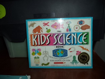 KIDS SCIENCE  ISBN0-913589-88-8