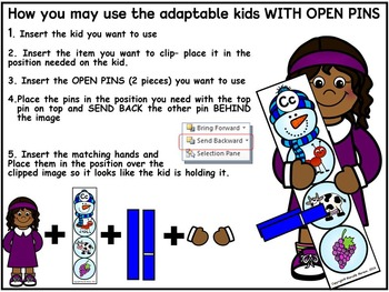 KIDS WITH CLOTH PINS- CLOTH PINS CLIP ART- ADAPTABLE TOOLS (85 IMAGES)